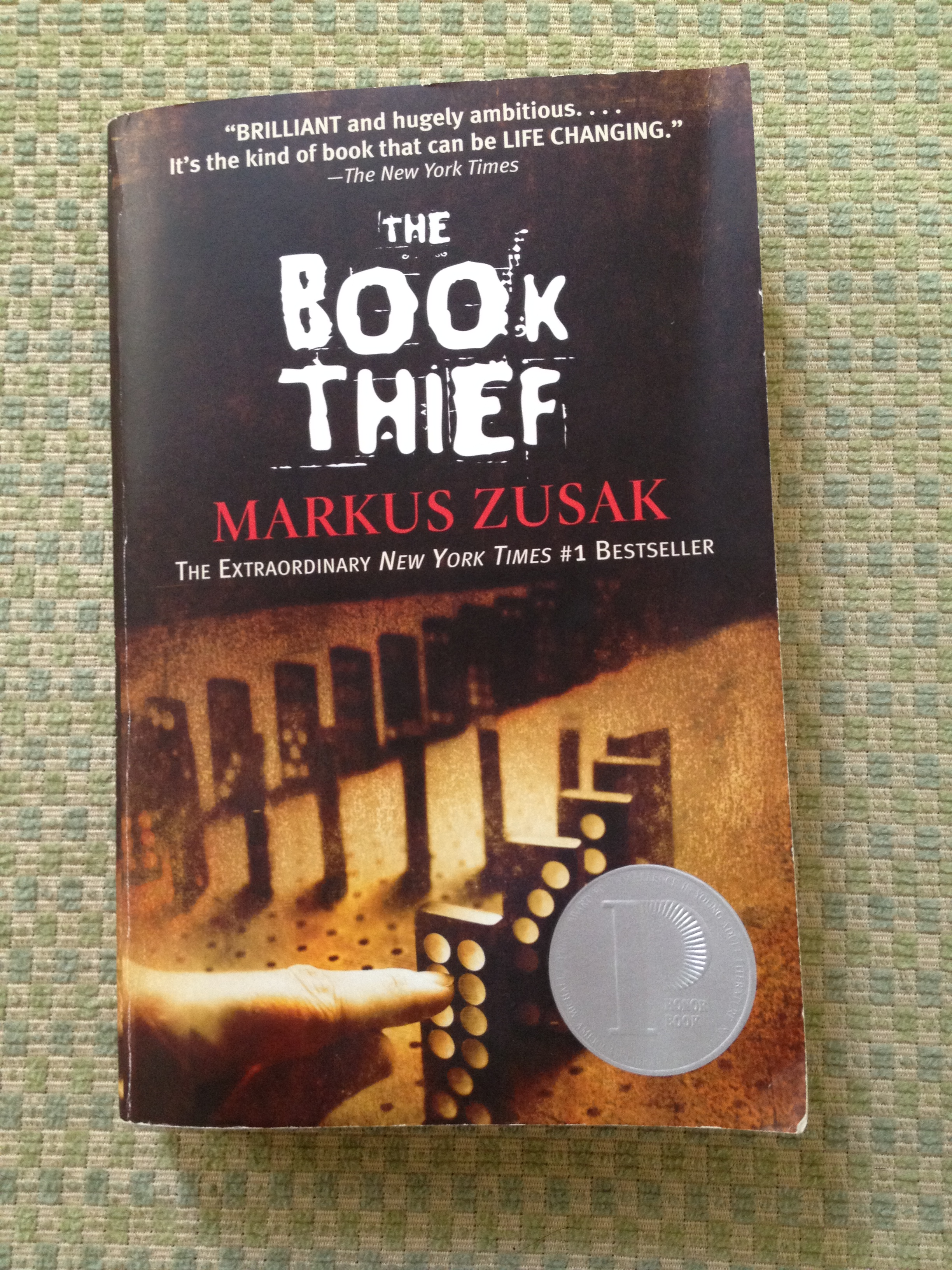 power of words essay the book thief Essay - setting and theme connections in the book thief written by markus zusak, many key settings are used to help me understand the idea of the power of.