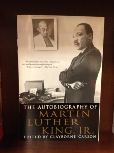 Celebrate Martin Luther King, Jr. Day by reading something inspirational...