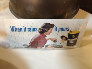 """If your business yearns for public relations love, Jackie Pantaliano of ImPRessions, LLC is your (Morton Salt) """"rainmaker!"""""""