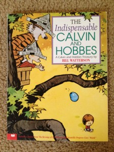 When you need some business comic relief, nothing beats the banter of Calvin and Hobbes...