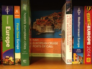 Jim Hughel of Town Place Travel will ensure you don't need books like these when planning your next vacation or cruise!