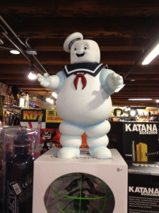 The Stay-Puft Marshmallow Man can be your chat guide (and chosen Destructor Form of Gozer) on Twitter.