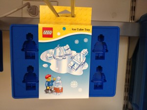 """Don't count your LEGO minifigure ice cubes before they pop..."" (and other assorted cliches)"