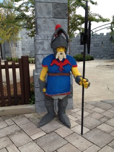 """""""By God's wounds, how doth one swear in the kingdom of LEGOs without offending the medieval masses?"""""""