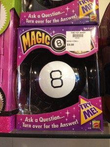 No, the Magic 8 Ball isn't going to help you this time--prepare for the call like it's your most important job interview ever!
