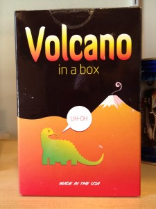 "You were expecting an array of laxatives, weren't you? Quick: Is the plural form ""volcanoes"" or ""volcanos""?"
