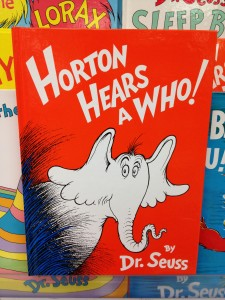 All I really need to know I learned from Horton the Elephant, and Ferdinand the Bull, and Harold, and...