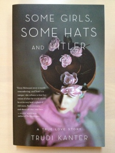 """Some Girls, Some Hats and Hitler"" could be our first selection for the Hitler-Holocaust book club..."