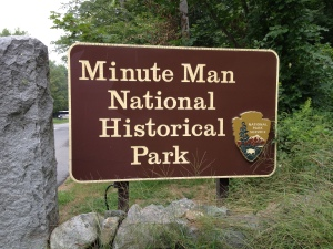 """""""Minute Man"""" was not a profane phrase back in the mid-to-late 1700s. What were you thinking?!?"""