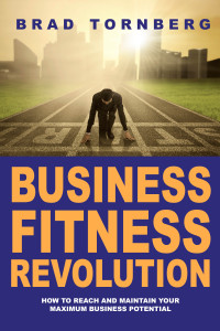 Brad Tornberg of E3 Consulting Partners will train your business body to run longer distances and breathe better!