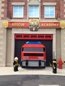 When all else fails regarding a troublesome blog post, alert the LEGO City Rescue Academy...