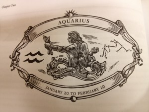 Don't let all that water fool you: The Aquarians you work with are ethereal thinkers, always brainstorming...