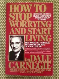 My favorite Dale Carnegie tip will help you break your worry habit for good...